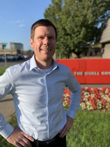 Eric McCahill Joins The Quell Group as Digital Marketing Strategist and Account Executive