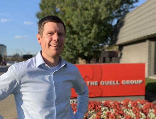 Eric McCahill Joins The Quell Group as Digital Marketing Strategist