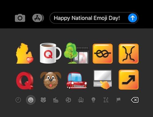 Quell-Inspired Emojis Help Us Celebrate #EmojiDay