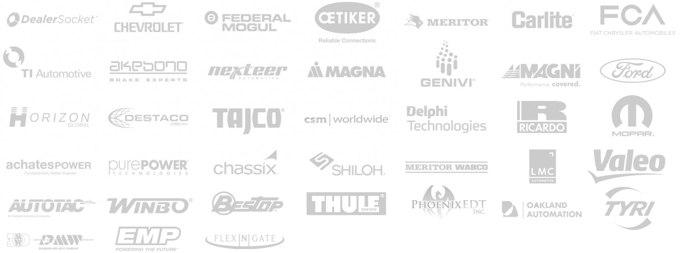 Automotive & Mobility Marketing - Companies and Brands Served