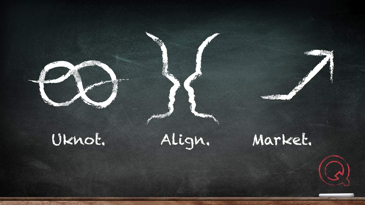 The Quell Group - Unknot. Align. Market.